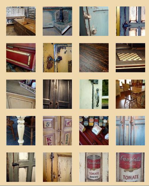 Comment donner un style champ tre rustique ou campagne for Atelier du meuble rustique