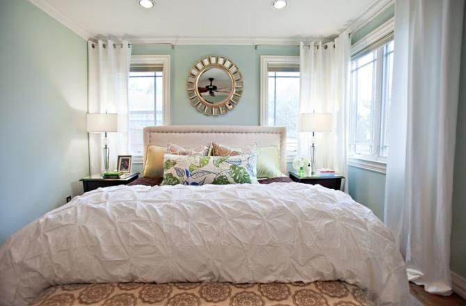 Comment meubler, aménager et décorer une chambre à coucher