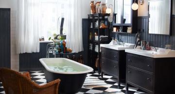 Salle de bain: Comment choisir les bonnes armoires