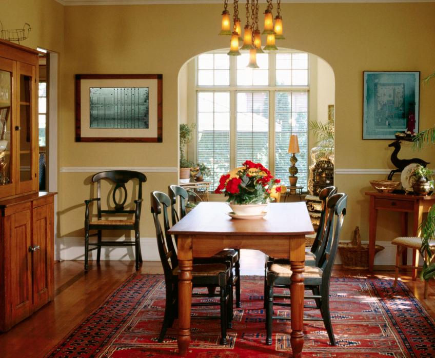 Salle manger comment choisir les bons meubles for Salle a diner