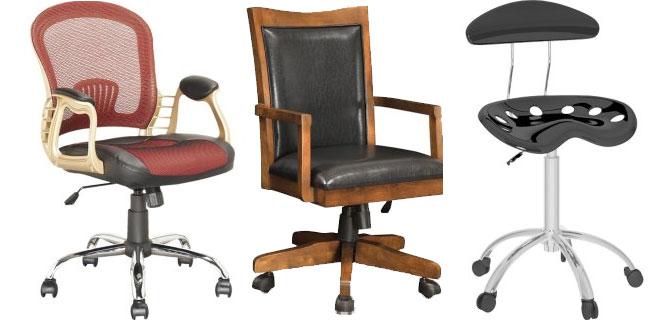 Bureau comment choisir de bonnes chaises de travail for Meuble chez brick sherbrooke