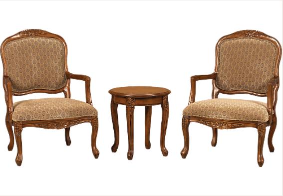 Comment donner un style baroque et rococo votre for Brick meuble quebec