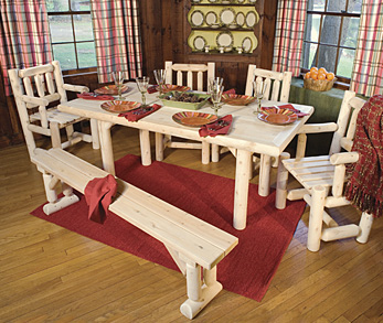 Comment donner un style champ tre rustique ou campagne for Mobilier salle a manger champetre