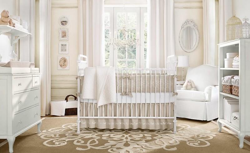 Tout, tout, tout pour le confort et la sécurité de bébé! SOURCE:www.giesendesign.com
