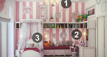Chambre d'enfant: Comment choisir le bon éclairage
