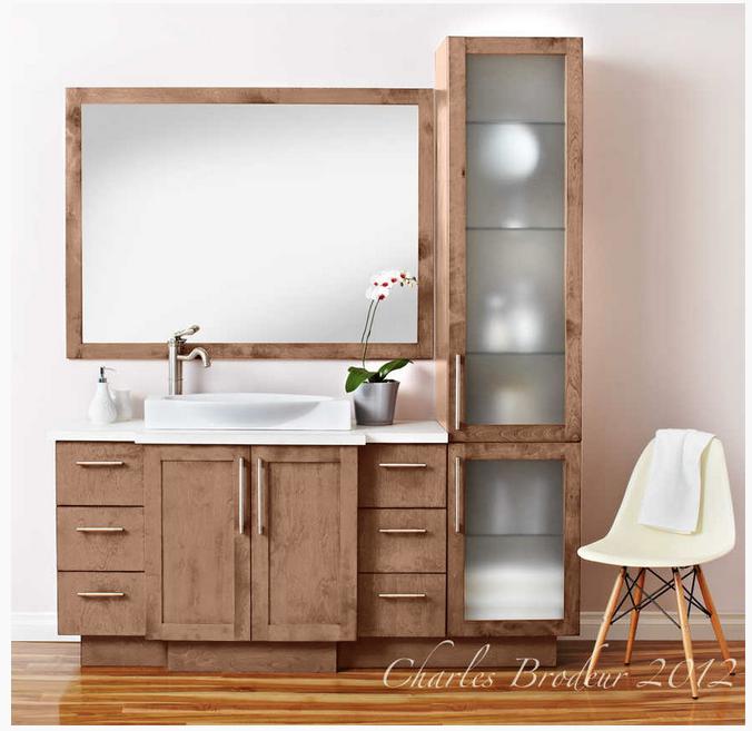 salle de bain comment choisir les bonnes armoires. Black Bedroom Furniture Sets. Home Design Ideas