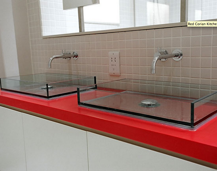 Salle de bain comment choisir les bons comptoirs for Meuble salle de bain corian