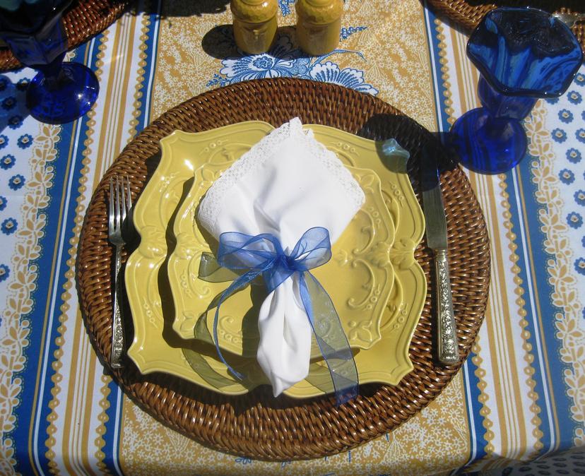 Salle à manger: Comment choisir les linges de table, nappes et ...