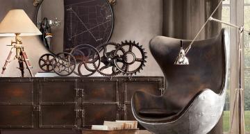 Comment donner un style industriel à votre décoration