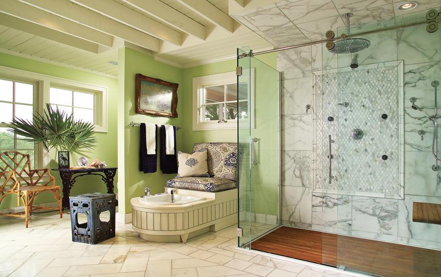 Comment am nager et d corer une salle de bain - Comment decorer la salle de bain ...