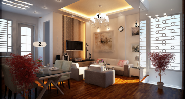 Lumière sur votre décoration: Comment choisir le bon éclairage