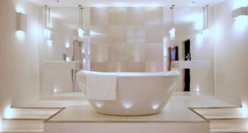 Comment donner un style provincial fran ais votre - Comment decorer la salle de bain ...