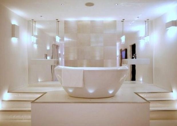 Salle de bain: Comment choisir le bon éclairage