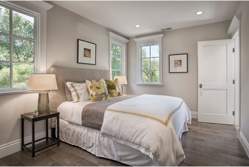 d coration chambre plafond bas. Black Bedroom Furniture Sets. Home Design Ideas