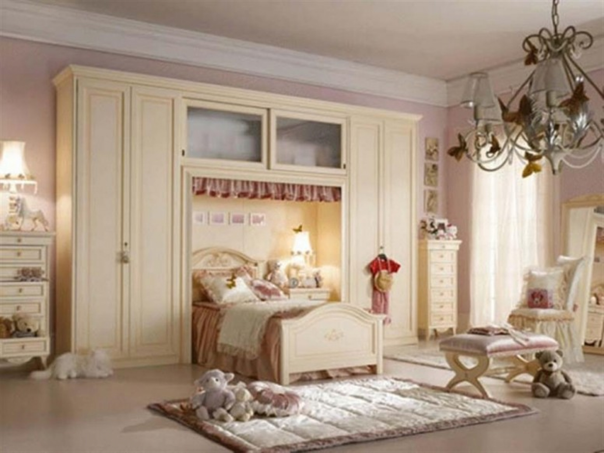 la chambre feng shui pour bb feng_shui_chambre fillette juvenile enfant fille