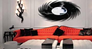 Comment donner un style « Hollywood Regency » à votre décoration