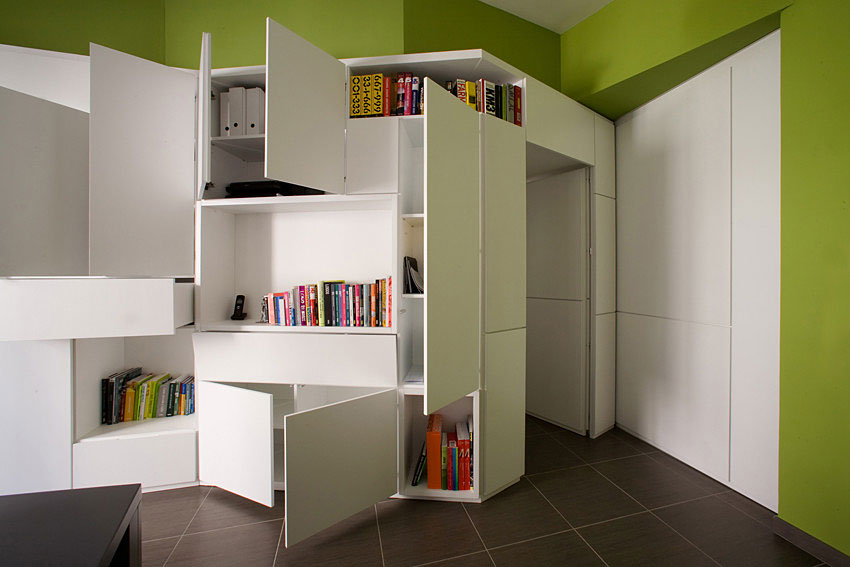 Bedroom Design Retro