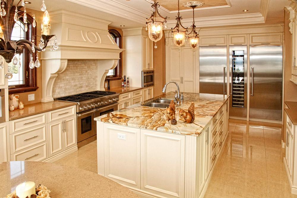 Comment donner un style provincial fran ais votre for Decoration armoire de cuisine