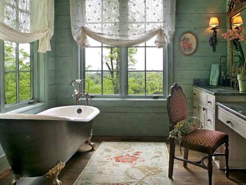 Salle de bain comment choisir le bon habillage de - Occultant fenetre salle de bain ...