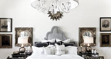 Chambre à coucher: Comment choisir les bons accessoires