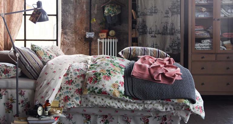 Chambre coucher comment choisir votre literie et r ussir votre habillage de fen tres - Chambre mauve noir ...