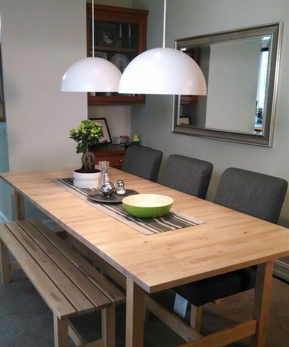 ikea-table-extensible-et-banc-salle-a-diner-salle-a-manger-comment-meubler-decoration-meubles-quebec-canada