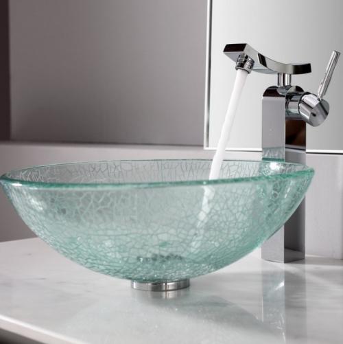 Aujourd'hui, beaucoup d'options s'offrent à nous en matière de lavabos et de robinetteries! Trouverez-vous un style bien à vous?