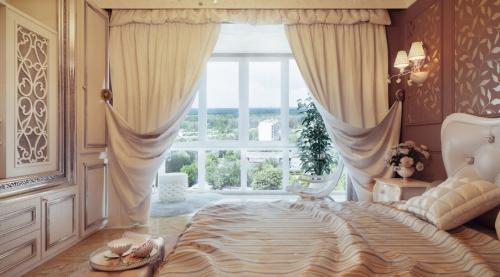 L'une des étapes les plus amusantes de votre projet déco: le choix de votre literie et de l'habillage de vos fenêtres!