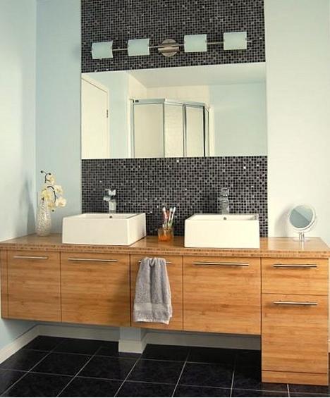 Comment donner un style tropical ou exotique votre for Salle de bain exotique