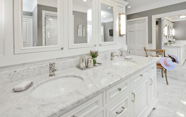 salle de bain comment choisir les bons comptoirs. Black Bedroom Furniture Sets. Home Design Ideas