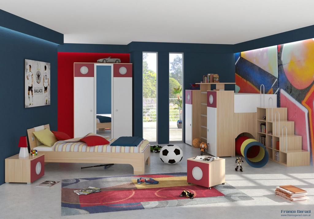 meubles-ameublement-chambre-garcon-ameublements-quebec-canada