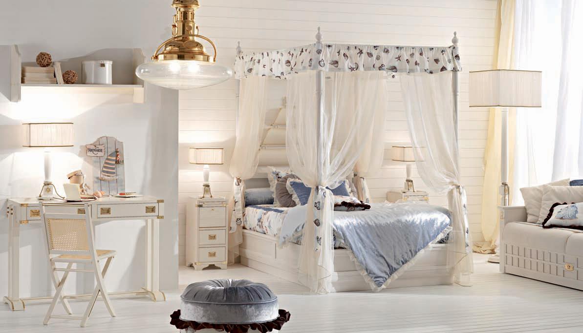 Meubler une chambre d'enfant: quelle joie! Tant de possibilités, d'options, de styles, de choix! L'endroit idéal pour une brin de rêve et de fantaisie... SOURCE: http://www.qanew.com