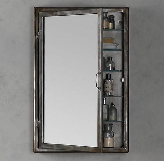Salle de bain de bonnes id es rangement for Miroir rangement salle de bain