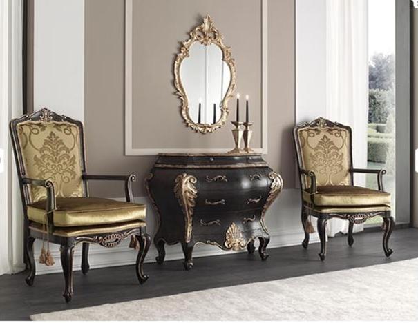 Comment donner un style baroque et rococo votre for Baroque contemporain