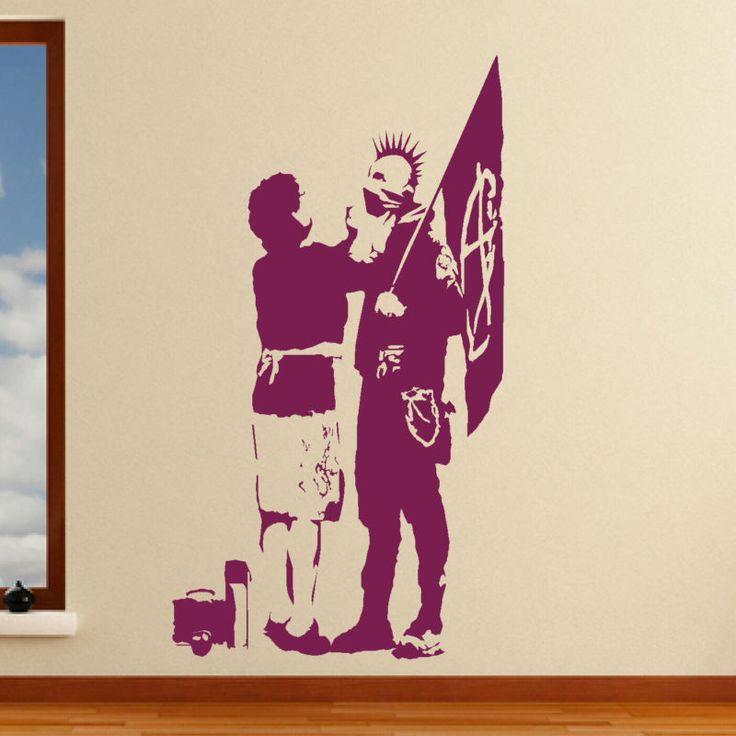 mur-pochoir-bansky-style_decor_decoration_post-moderne_punk_ameublement_quebec_canada