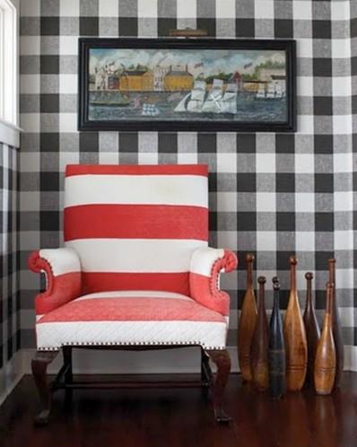mur_gingham-style_decor_decoration_preppy-classique-nautique-bcbg_ameublement_quebec_canada