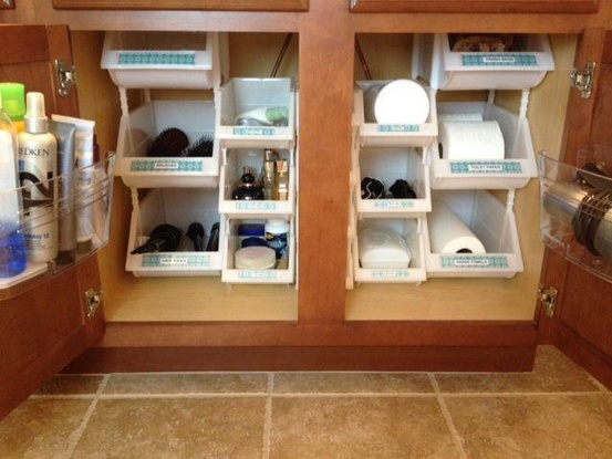 Salle de bain de bonnes id es rangement - Rangement tiroir salle de bain ...