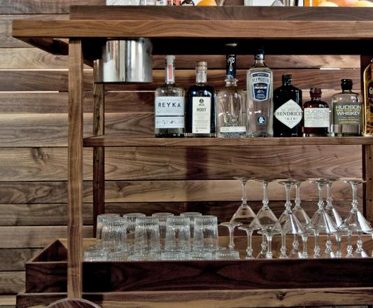 Salle à manger: Comment réussir une section bar, bistro et lounge