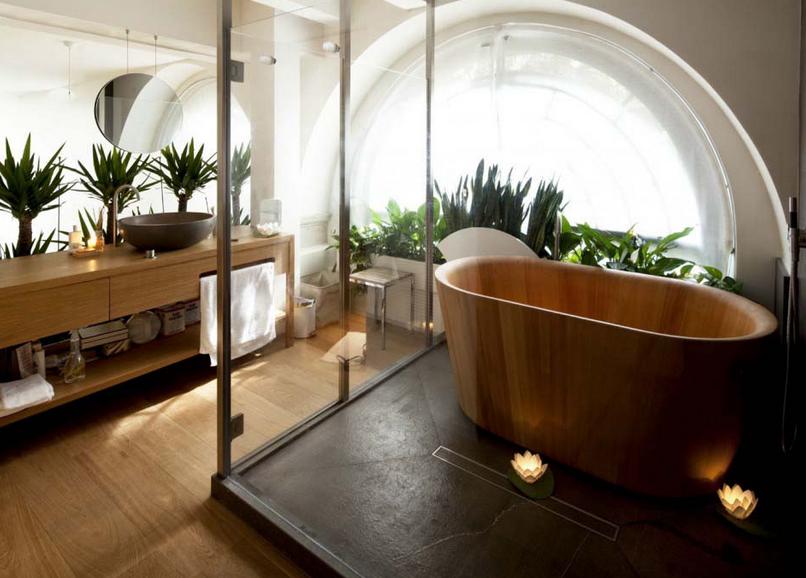 plantes-vegetation-idees-decor-grande-salle-de-bain-meubles-quebec-canada