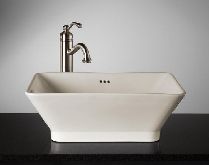 Salle de bain comment choisir le bon lavabo et la bonne robinetterie - Comment deboucher lavabo salle de bain ...