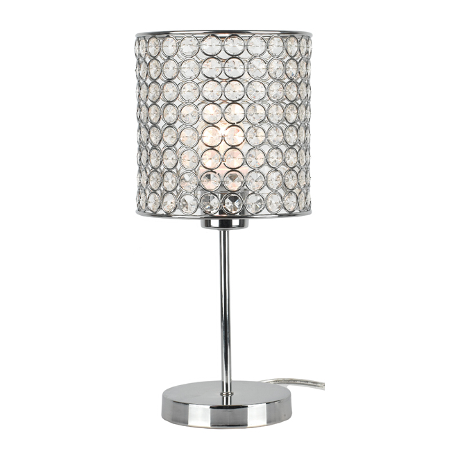 Comment donner un style r tro vintage victorien art for Lampe de table rona