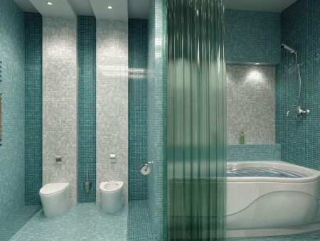 Un carrelage réussi donne toujours une ampleur spectaculaire à la salle de bain. C'est ici que vous éveillerez l'artiste créatif et soucieux du détail qui sommeille en vous!