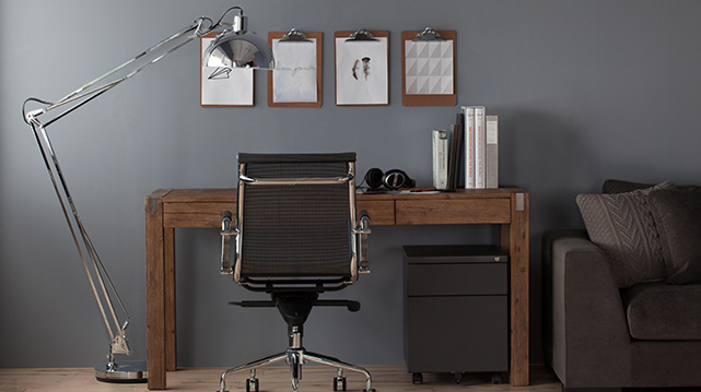 Bureau comment choisir le bon ameublement for Structube meuble