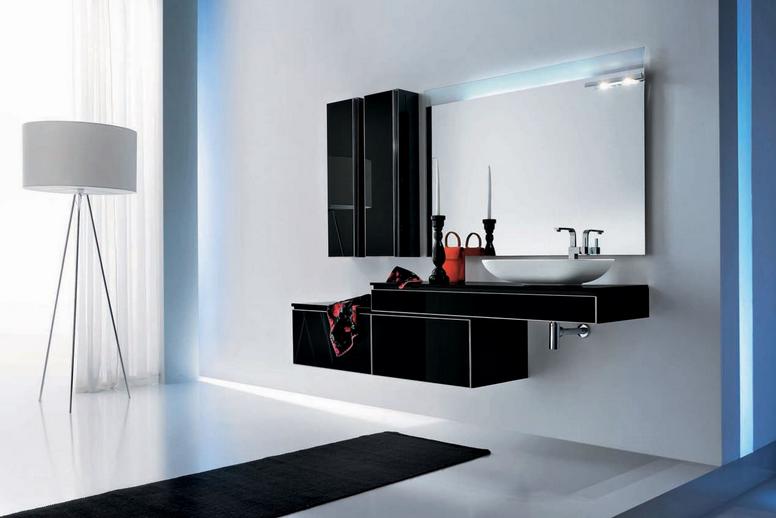 Style de salle de bain moderne meilleures images d for Photos decoration salle de bain moderne