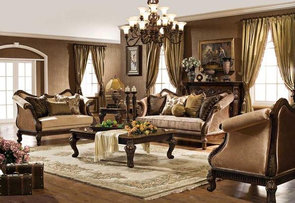 Comment donner un style baroque et rococo à votre décoration