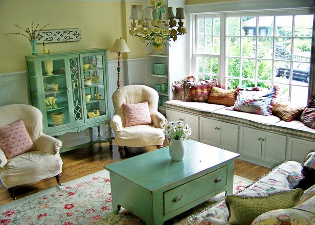 Comment donner un style « Beach Cottage » ou « Coastal living » à votre décoration