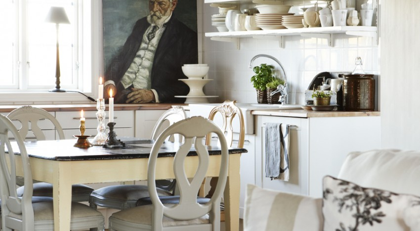 Comment donner un style shabby chic à votre décoration