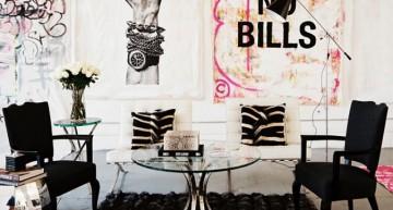 Comment donner un style post-moderne punk à votre décoration
