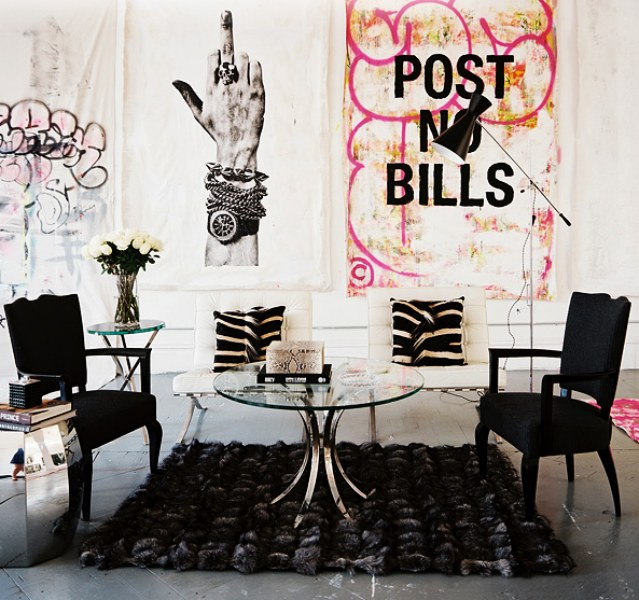 Comment donner un style post moderne punk votre for Decoration quebec