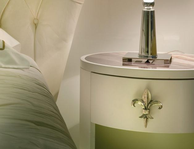Chambre coucher comment choisir les bonnes tables de - Hauteur table de chevet ...